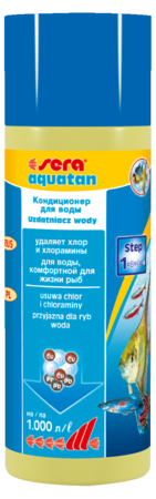 Sera Aquatan 500ml +